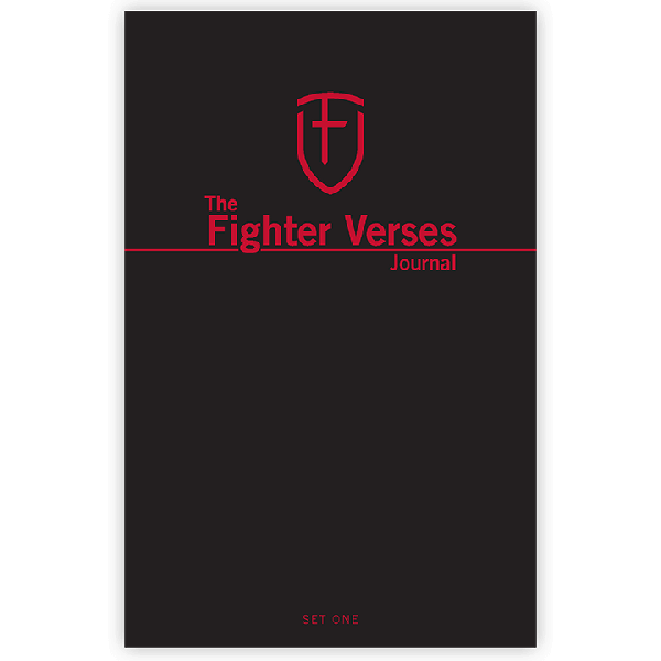 The Fighter Verses Journal: Set 1