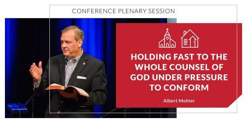 Holding Fast to the Whole Counsel of God Under Pressure to Conform