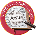 In the Beginning... Jesus