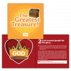 The Greatest Treasure! (10-Pack of Mini Booklets)