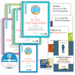A Sure Foundation: Nursery Coordinator's Starter Kit