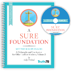 A Sure Foundation: Nursery Coordinator's Volume 2 Supplement