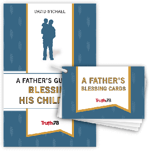 A Father's Blessing Bundle (Booklet & Cards)