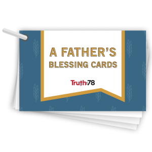 A Father's Blessing Cards