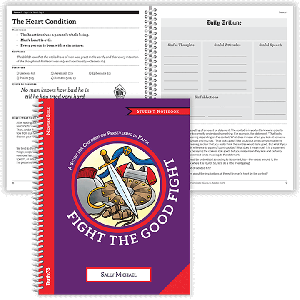 Fight the Good Fight: Student Notebook