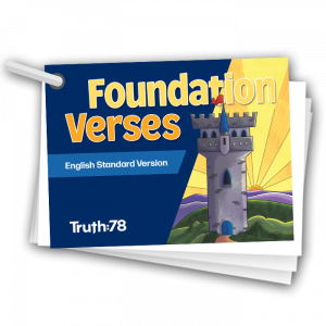 Foundation Verses Pack ESV Color