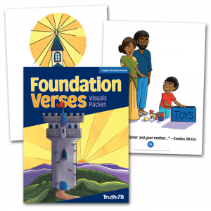 Foundation Verses: Visuals Packet ESV