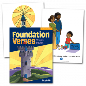 Foundation Verses: Visuals Packet NIV