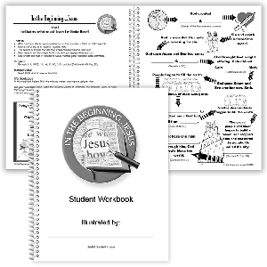 In the Beginning...Jesus: Student Workbook