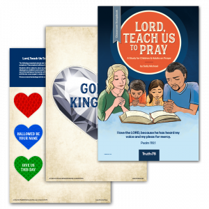 Lord, Teach Us To Pray: Additional Classroom Scrapbook