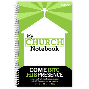 My Church Notebook - Volume 1