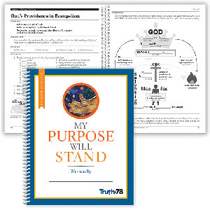 My Purpose Will Stand: Student Notebook