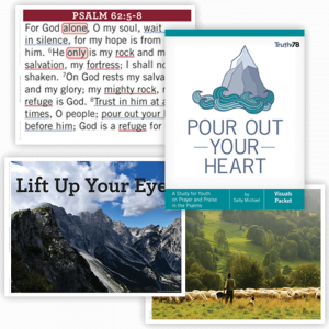 Pour Out Your Heart: Visuals Packet