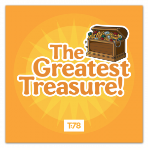 The Greatest Treasure! (10-Pack)