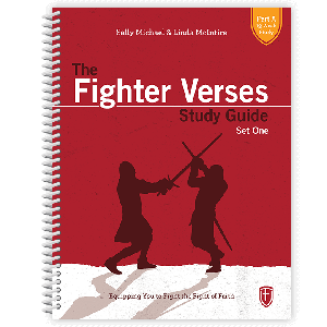 The Fighter Verses Study Guide: Set 1, Part A