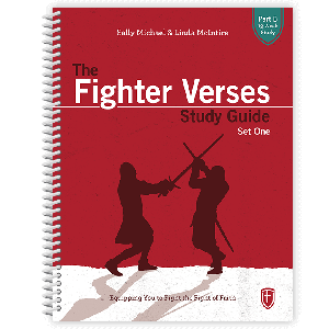 The Fighter Verses Study Guide: Set 1, Part B