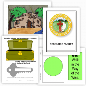 The Way of the Wise: Color Resource Packet