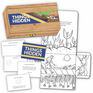 Things Hidden: Student Projects (5-Pack)