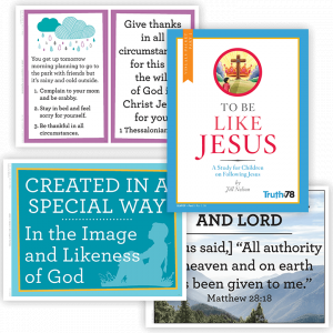 To Be Like Jesus: Visuals Packet