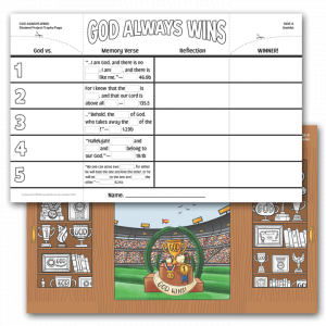 God Always Wins: Student Projects (5-Pack)