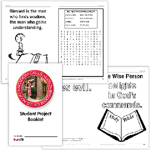 Wisdom Calls Aloud: Student Projects (5-Pack)