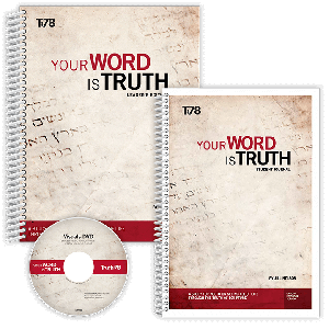 Your Word is Truth: Teacher's Kit