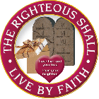 The Righteous Shall Live by Faith