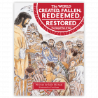 The World Created, Fallen, Redeemed, and Restored