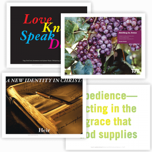 Abiding in Jesus: Color Resource Packet