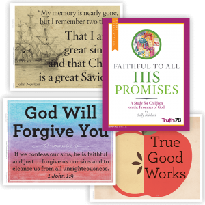 Faithful to All His Promises: Visuals Packet