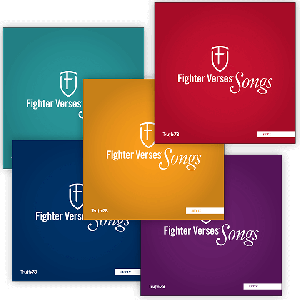 Collection: Fighter Verses Songs, Sets 1 - 5
