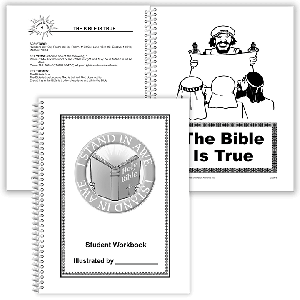 I Stand in Awe: Student Workbook