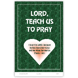 Lord, Teach Us to Pray: Additional Scrapbook