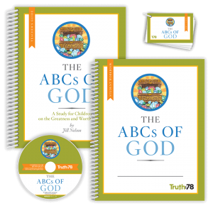 The ABCs of God: Classroom Kit
