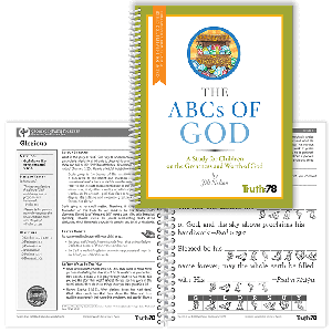 The ABCs of God: Growing in Faith Together Booklet (Parent Pages)
