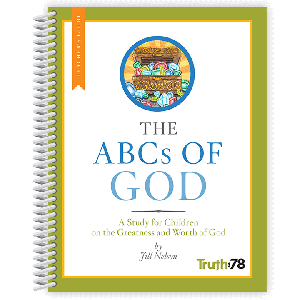 The ABCs of God: Teacher's Guide
