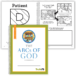 The ABCs of God: Student Workbook