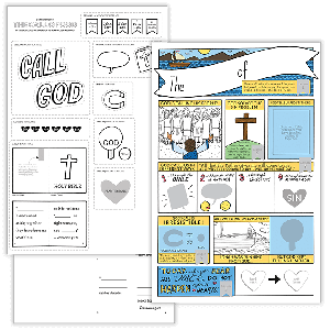 The Call of God: Student Project (5-Pack)