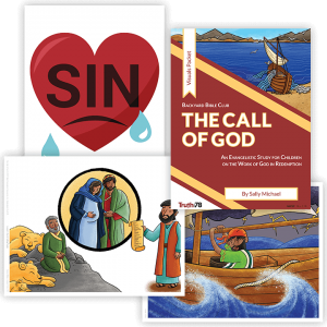 The Call of God: Visuals Packet