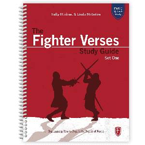 The Fighter Verses Study Guide: Set 1, Part C