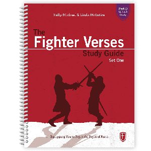 The Fighter Verses Study Guide: Set 1, Part D