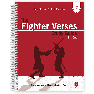 The Fighter Verses Study Guide: Set 1