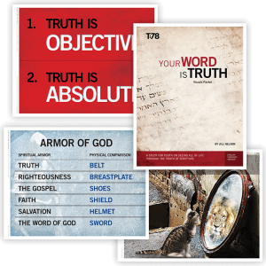 Your Word is Truth: Visuals Packet