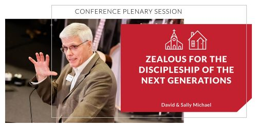 Zealous for the Discipleship of the Next Generations