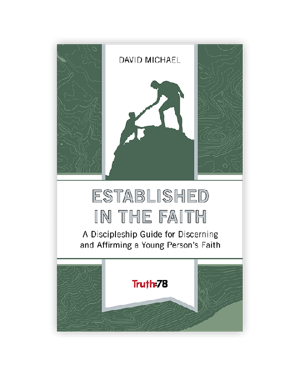 Established in the Faith - Print