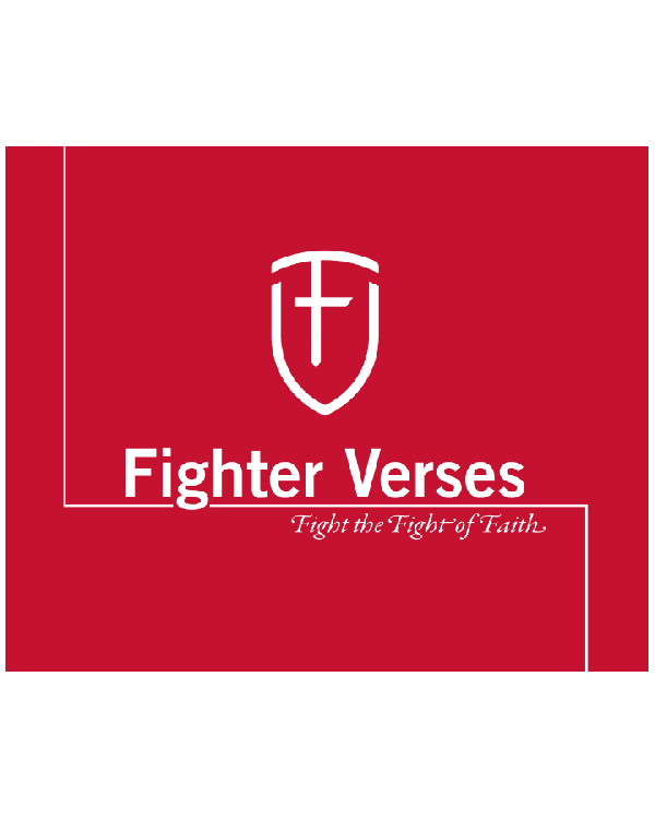 Fighter Verses Resources