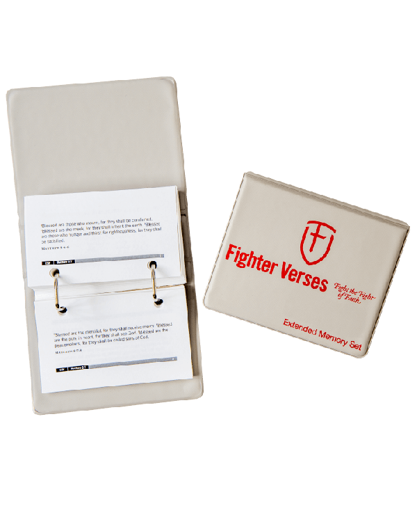 Fighter Verses Extended Memory Pack