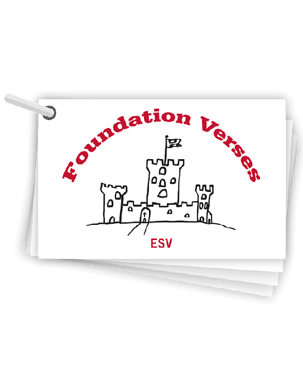 Foundation Verses Pack ESV