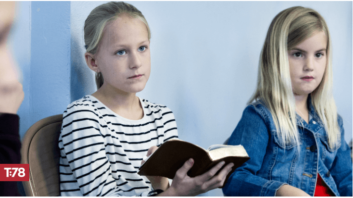 Children Guided by 2 Timothy 2:15