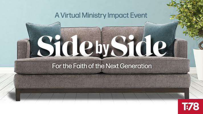 Striving side by side for the faith of the next generation